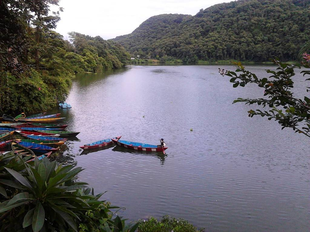 费瓦湖 博卡拉