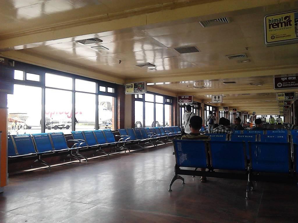 加德满都机场