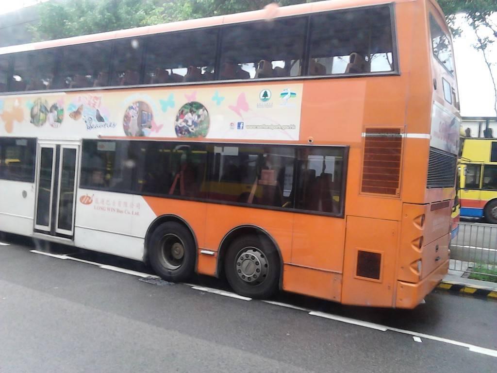 坐普通巴士前往市区
