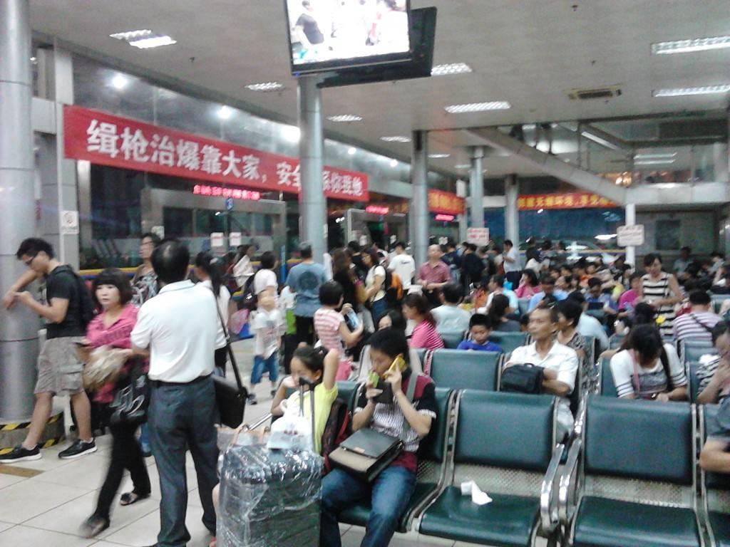 深圳就是脏乱差的又一代表