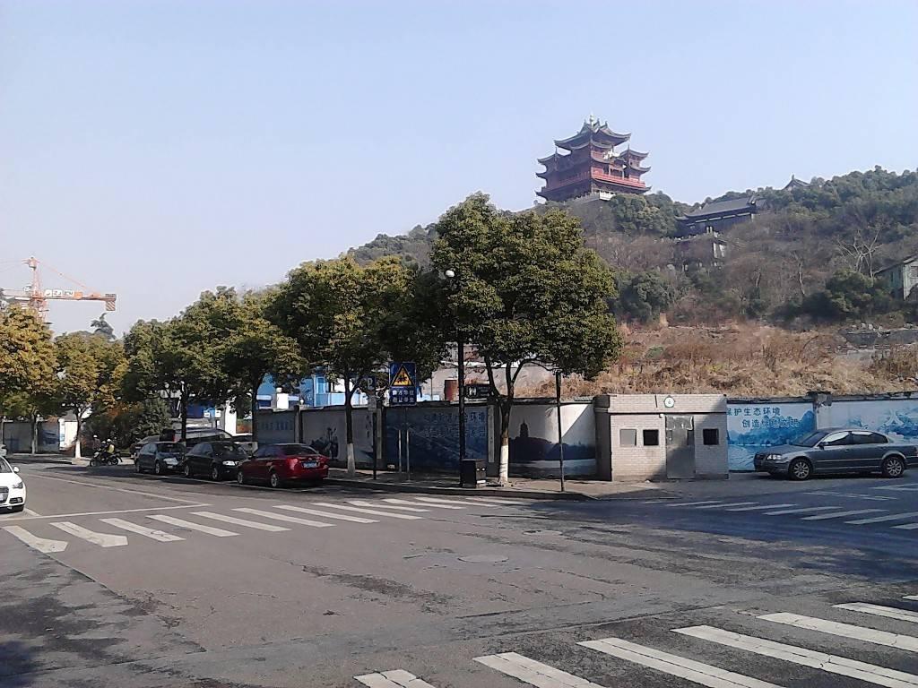 杭州某条马路