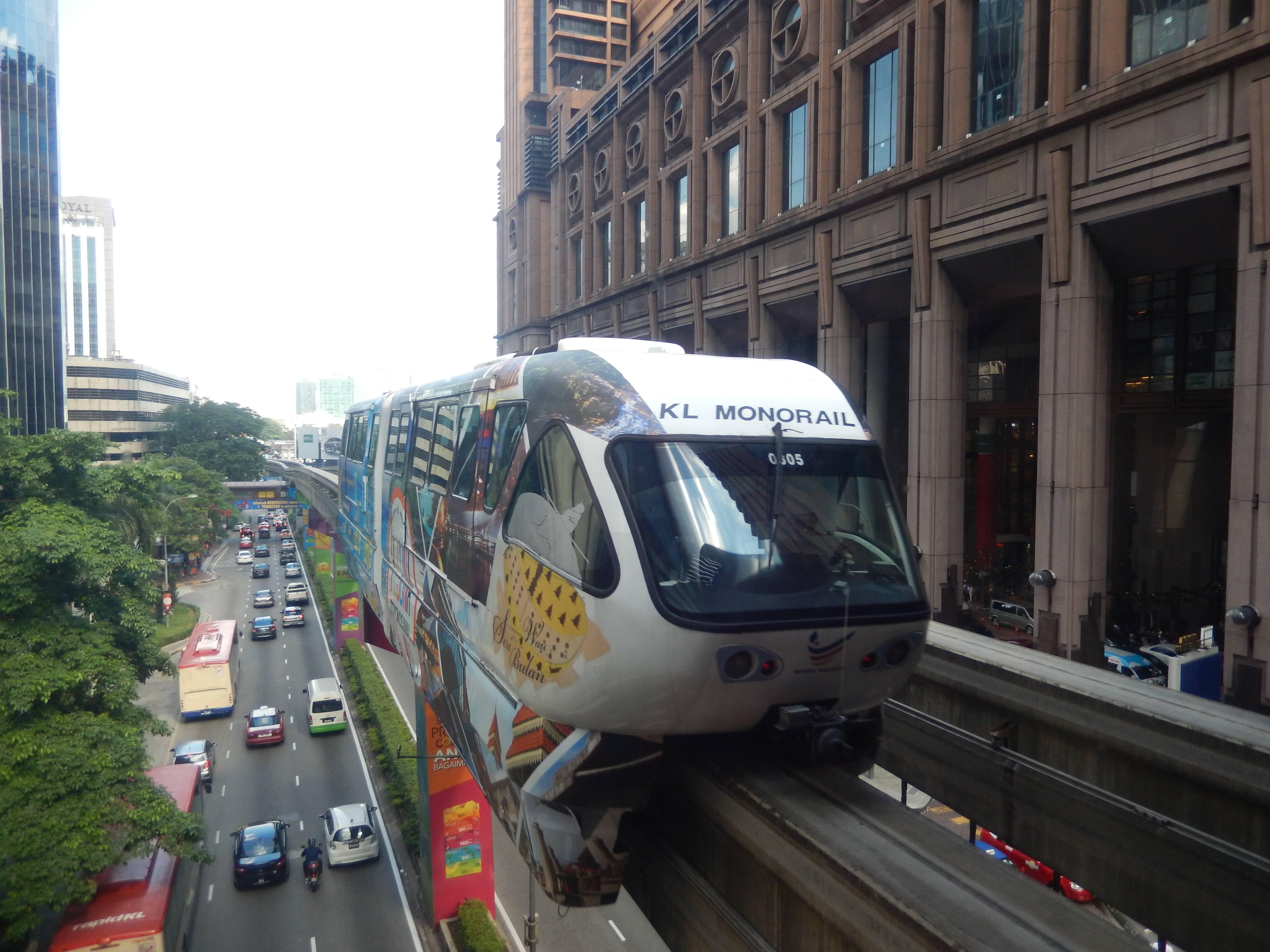 吉隆坡单轨列车