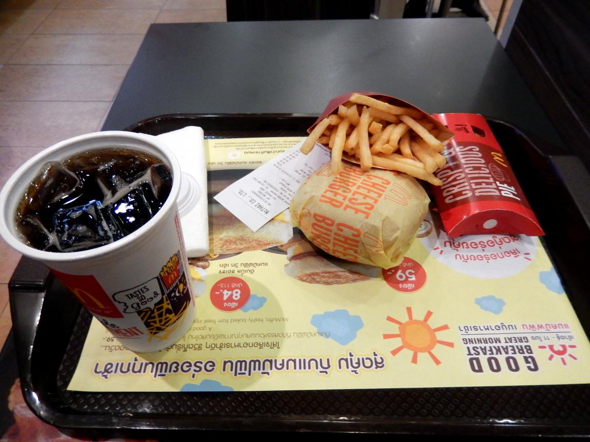 曼谷麦当劳