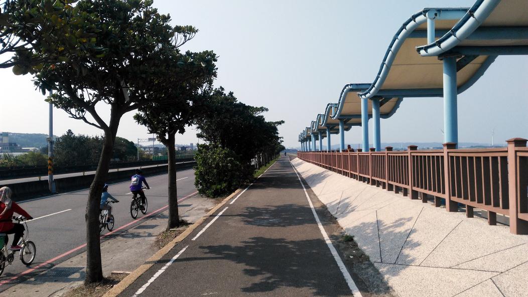 新竹自行车道-台61线